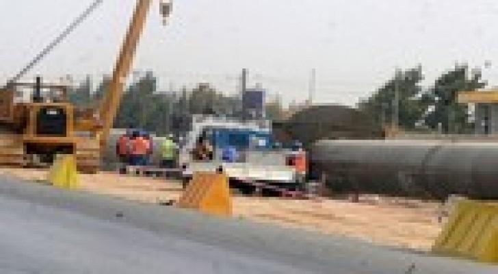 مشاريع جديدة بقيمة 2 مليون دينار للمياه والصرف الصحي