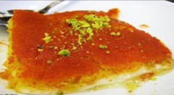 الغذاء والدواء تتجه لمنع استخدام الاصباغ الصناعية في الكنافة