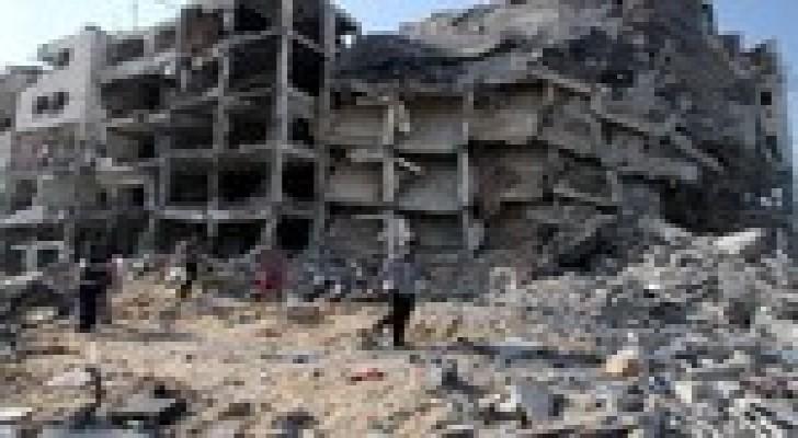 مسؤول فلسطيني: 200 مليون دولار وصلت لإعمار غزة من أصل 5.4 مليار