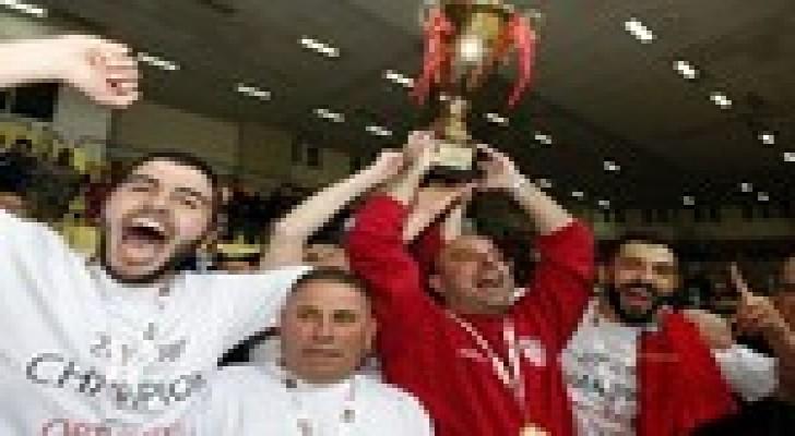 الارثوذكسي ينتزع لقب دوري كرة السلة
