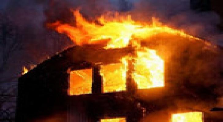 وفاة أم ورضيعتها إثر حريق بمنزلهما شمالي الضفة الغربية