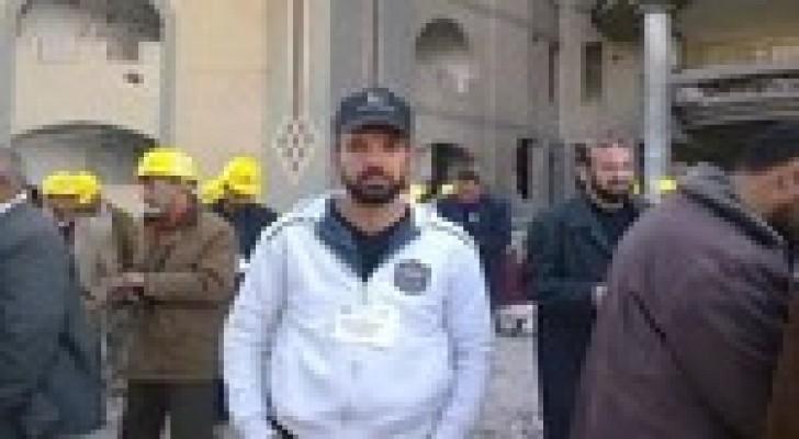 الاحتلال يمنع الأسير الدباس من دخول الأردن للمرة الثانية