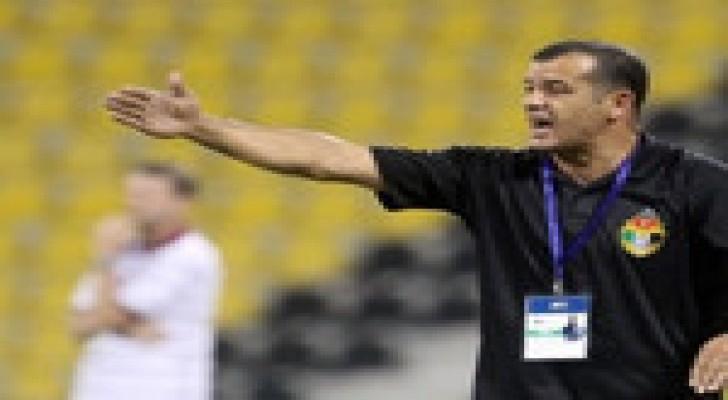 ابوعابد يختار 25 لاعبا للمشاركة في معسكر الامارات
