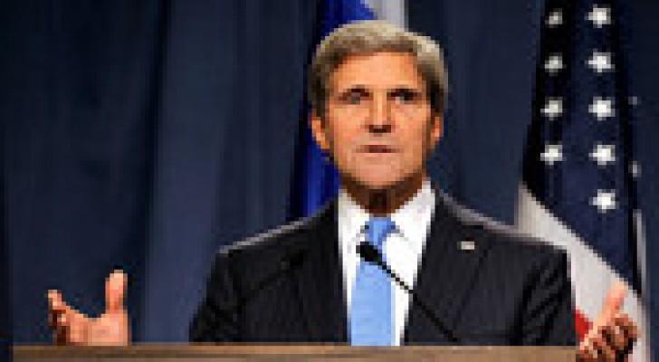 كيري: الولايات المتحدة وإيران لديهما مصلحة مشتركة في التصدي لداعش