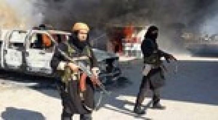 عصابة داعش تختطف 100 شخص بالعراق بينهم أطفال