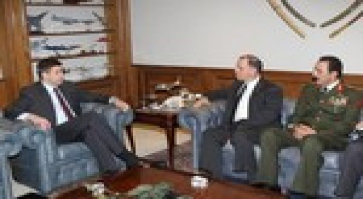 مباحثات عسكرية أردنية أمريكية في عمان
