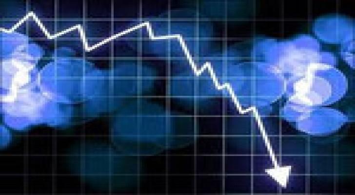 انخفاض مؤشر سوق عمان المالي مع نهاية الاسبوع