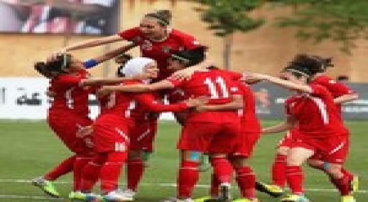 المنتخب النسوي يحقق الفوز على أبو ظبي بهدفين مقابل هدف