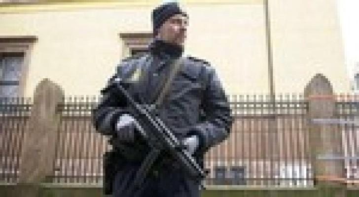 الدانمارك تعتقل مشتبها به على صلة بهجمات كوبنهاجن