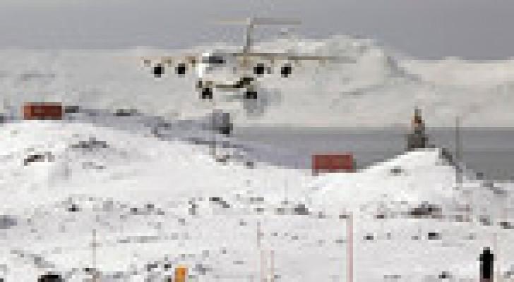 سباق على وظيفة بمكتب بريد بالقطب الجنوبي