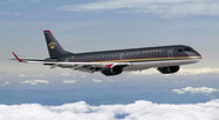الأحوال المدنية تسجل واقعة ولادة على «طائرة الملكية» وكأنها على الأرض الأردنية
