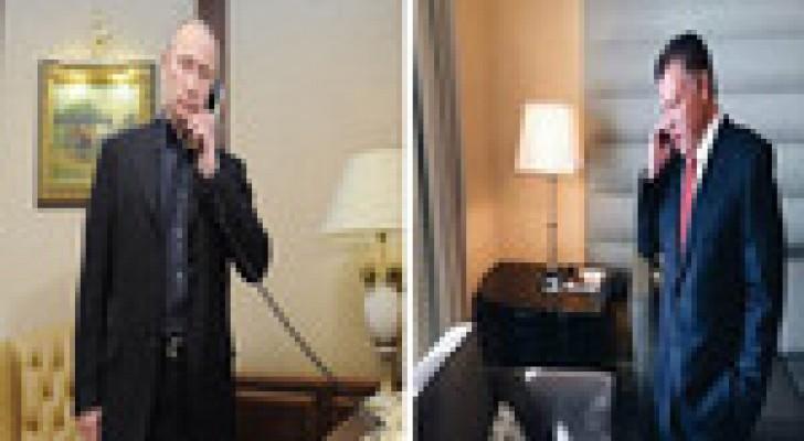 الملك يبحث في اتصال هاتفي مع بوتين الأوضاع في المنطقة