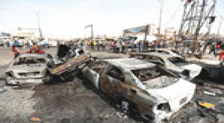 مقتل 8 وإصابة 13 آخرين في 3 أعمال عنف ببغداد