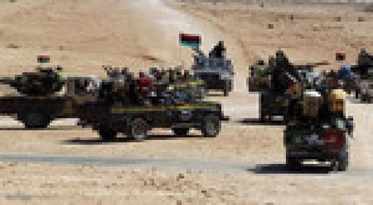 """ليبيا تستننكر تصريحا بريطانيا حول """"درع مصراتة"""""""