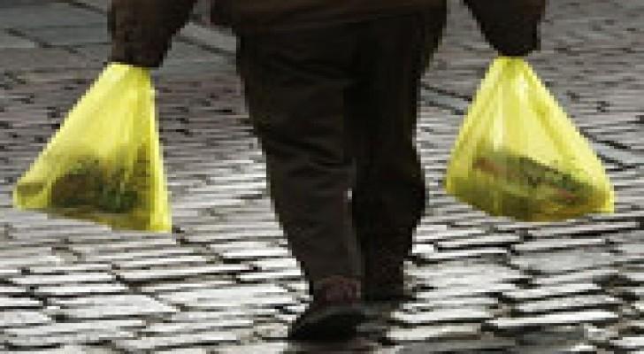 منع بيع الخبز والخضروات بأكياس بلاستيكية
