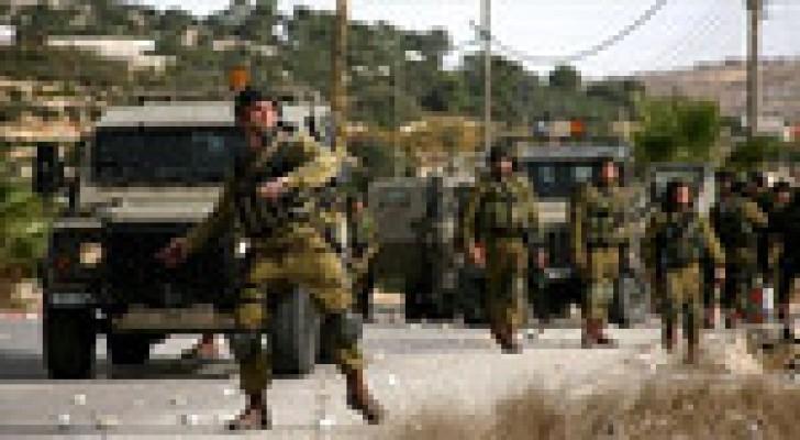 تدريبات عسكرية إسرائيلية مفاجئة في الضفة الغربية بمشاركة 13000 جندي