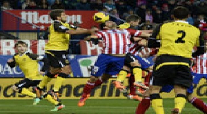 تعادل سلبي بين أتليتكو مدريد وإشبيلية في الدوري الإسباني