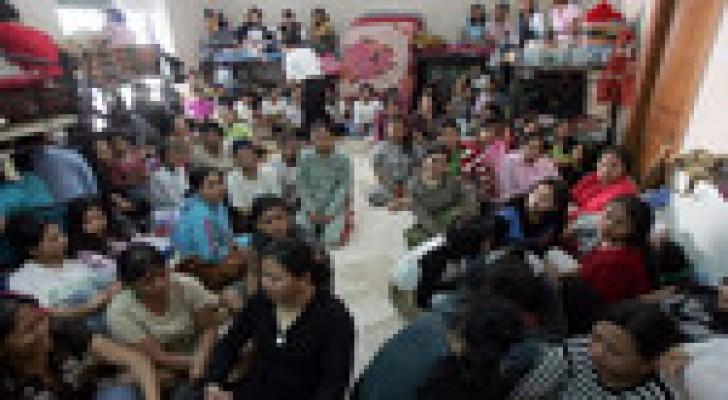 13 عاملة آسيوية تعرضن للخطف والإغتصاب  .. تفاصيل