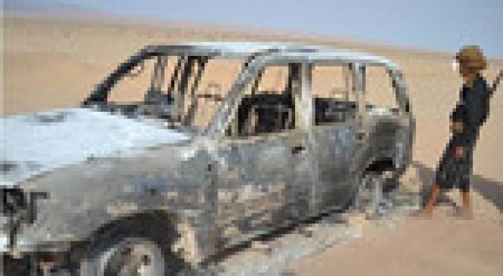 مقتل 3 من مسلحي القاعدة في اليمن بعد استهدافهم بواسطة طائرة أميركية بدون طيار