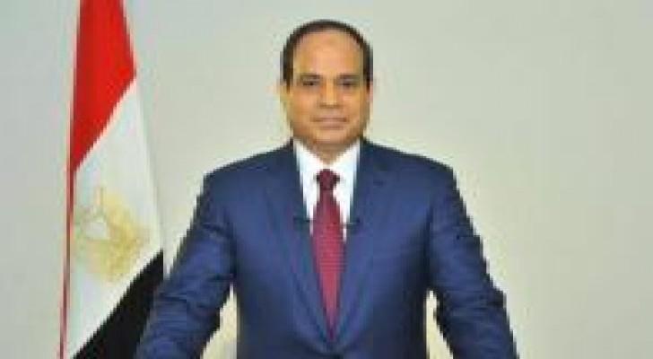 السيسي يعلن استضافة بلاده للمنتدى الاقتصادي العالمي بمدينة شرم الشيخ العام المقبل
