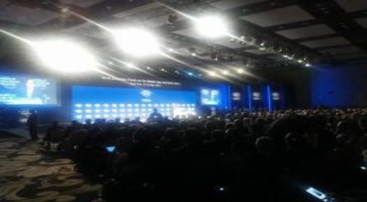 المنتدى الاقتصادي العالمي:  الامير خالد بن الوليد يعلن توقيع 3 اتفاقيات