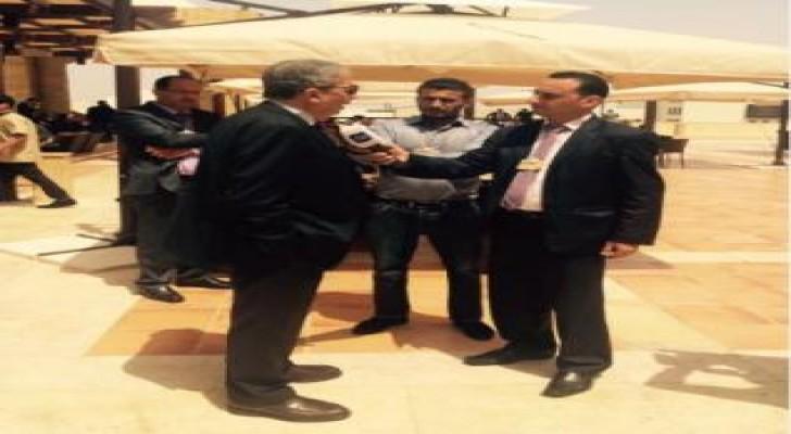 عمرو موسى يدعو السياسين والاقتصادين العرب لمواجهة تحديات المنطقة