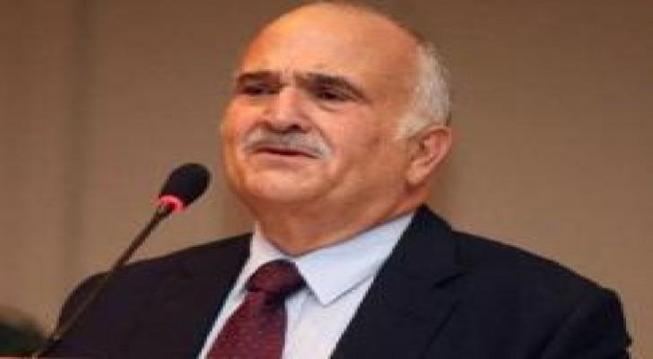 الامير الحسن يتسلم شهادة الدكتوراه الفخرية من الجامعة الهاشمية