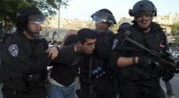 الشرطة الإسرائيلية تعتقل فلسطينيا في القدس بحوزته بندقية