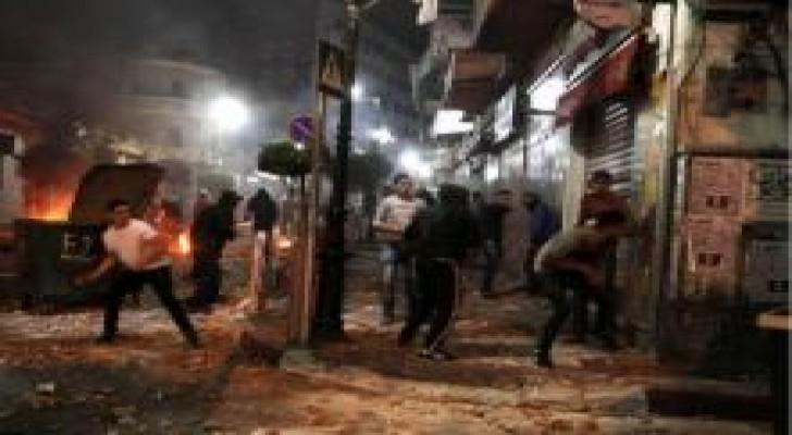 الاحتلال يعتقل 10 مواطنين بالضّفة الغربية