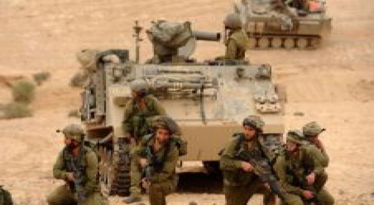 جيش الاحتلال يبدأ بتمرين عسكري في الجولان
