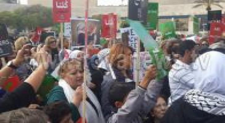 مسيرة نصرة للاقصى وسط عمّان ..صور