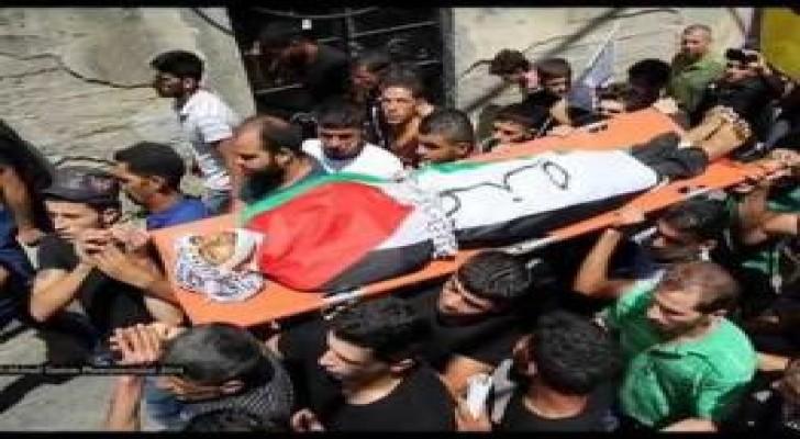 """""""الهلال الاحمر الفلسطيني """": الشهيد أبو الرب أعدم في محطة محروقات"""