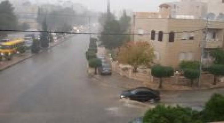 الجُمعة والسبت.. تجدد الطقس غير المستقر وأمطار رعدية مُتوقعة