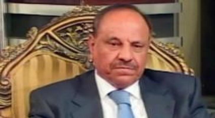 وزير الداخلية يتفقد الاثار الناجمة عن الاحوال الجوية