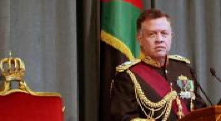 الملك : الارهاب هو الخطر الأكبر على المنطقة