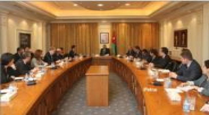 جودة يؤكد اهمية الشراكة الاستراتيجية الاردنية الاميركية