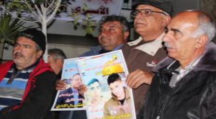 معتقل فلسطيني مضرب عن الطعام منذ 56 يوما في وضع صحي حرج