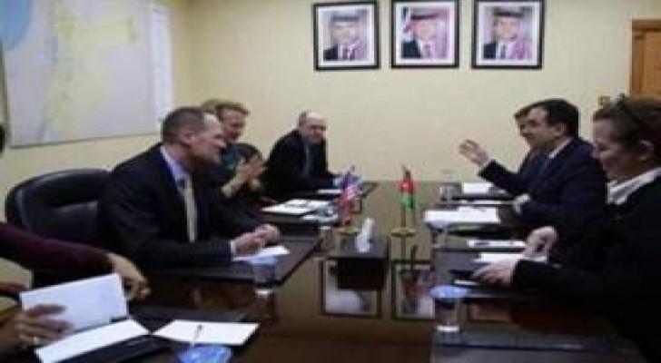 فاخوري: 2.7 مليار دولار المساعدات الأمريكية للأردن خلال 5 سنوات
