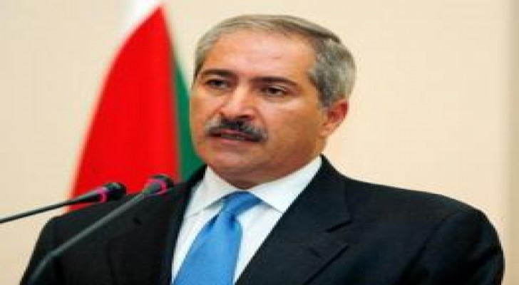 جودة يؤكد دعم الاردن لحل الازمة السورية سياسيا