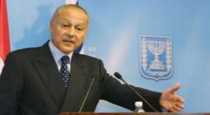 مصر ترشح أبو الغيط لمنصب أمين عام الجامعة العربية