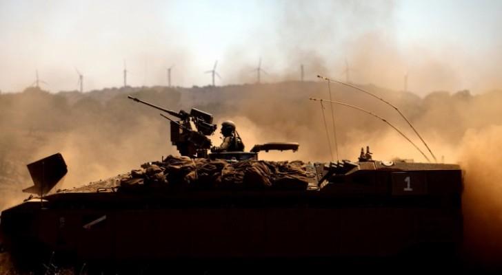 جيش الاحتلال يرفع حالة التأهب إلى الحد الأقصى على حدود غزة
