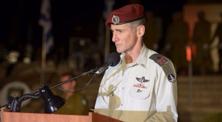 قائد عسكري اسرائيلي يشبه سلوك الإسرائيليين بالنازيين