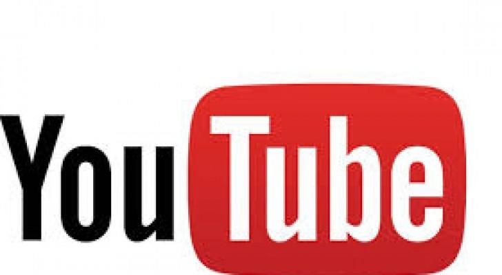 شعار موقع التواصل الاجتماعي يوتيوب