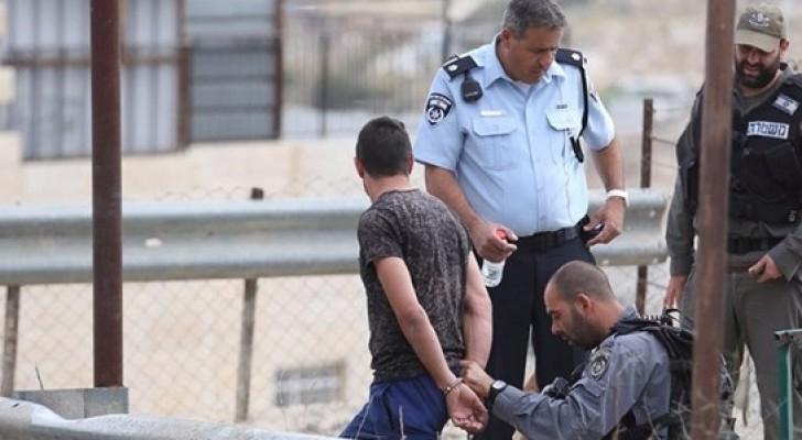 إطلاق سراح فلسطينيين اتهما بطعن إسرائيليتين