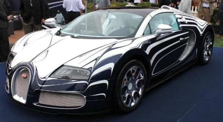 إماراتي يشترى أغلى سيارة بالعالم بـ2.4 مليون دولار ..صور