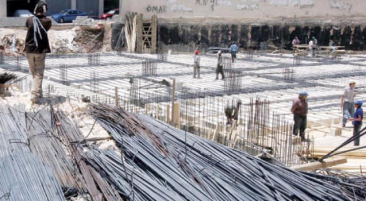 نشاط في سوق البناء خلال الربع الأول من العام الحالي