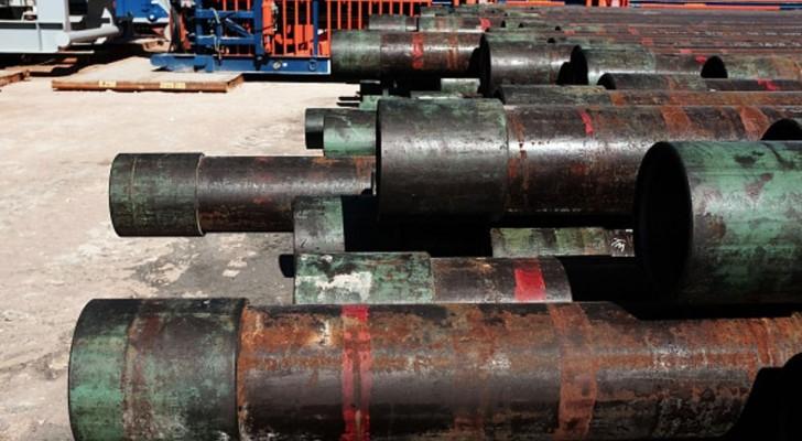 استغلال النفط الصخري يستدعي أشغال حفر وتكسير
