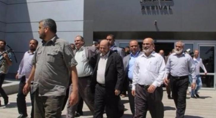 حماس: لم نتلق أية دعوة رسمية لزيارة مصر
