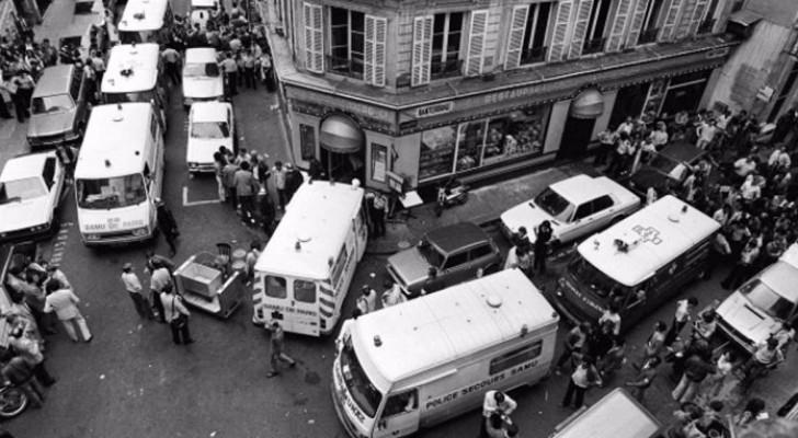 """حادثة المطعم اليهودي""""جو جولدنبرج """" التي وقعت في باريس عام 1982"""
