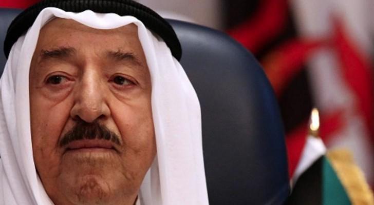 أمير الكويت الشيخ صباح الأحمد الجابر الصباح - أرشيفية